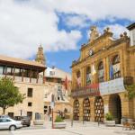 Plaza La Herradura en Haro